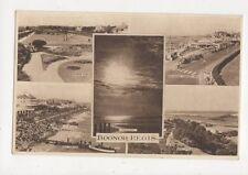 Bognor Regis 1957 Multiview Postcard 656a