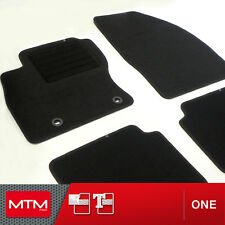 Tappetini Ford Focus II dal 2004-02.2011 set tappeti auto MTM One - Made in Ital