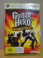 Guitar Hero World Tour  XBOX 360 Game...    FREE POST AU