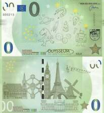 Biljet billet zero 0 Euro Memo - Odysseum Koln (011)