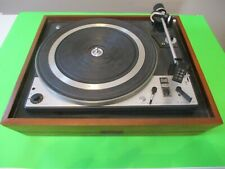 Vintage 1973 UNITED AUDIO Dual 1228 Turntable for PARTS/REPAIR (Needs Needle)