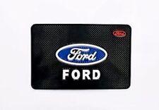 Ford Logo Anti Skid Dashboard Mat Non Slip sticky dash holder mobile Dash