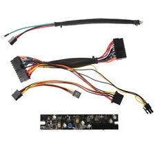 DC 12V 120W Mini Pico PSU 24Pin ITX DC To ATX PC Power Supply Module With Cable