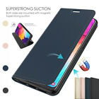 For Samsung Galaxy Note 10 Plus A70 S10+ Magnetic Flip Leather Wallet Cover Case