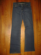 LRL RALPH LAUREN JEANS CO WOMEN JEANS BOOT JEANS PANTS size 2 DENIM BLUE
