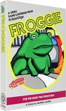 Froggie - Atari 7800 HomebrewGame - New with Box!