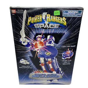 Bandai Power Rangers in Space Deluxe Astro Megazord Bandai Mega 01 Tested Works