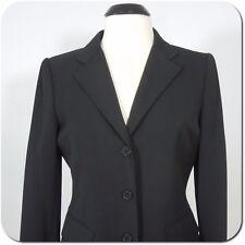 ANNE KLEIN Petites Woman's Black Suit Blazer, Lined, size 10P