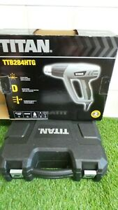 Heat Gun 230V 2000W - Titan -TTB284HTG