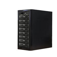 EZ Dupe 1 to 7 Cd/dvd Copier Duplicator Standalone Tower System ASUS Drives