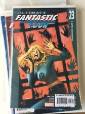 ULTIMATE FANTASTIC FOUR 1 À 49 + ANN 1 22 ET 23 1ER MARVEL ZOMBIES EO NEUFS