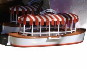 Disneyland Jungle Cruise Boat Dole Whip Bowl Disneyland Souvenir