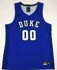 Nike Men's Duke Blue Devils Hyperelite Playmaker Digital Game Jersey SzM NEW #00