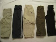 Baby Boy's Size 24 Months 2T Pants Lot Carter's George Circo Healthtex