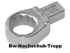 Rahsol Ring Einsteckwerkzeug SW 17 mm 9x12 Einsteckschlüssel Drehmomentschlüssel