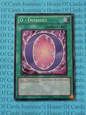 O - Oversoul RYMP-EN026 Secret Rare Yu-Gi-Oh Card 1st Edition New