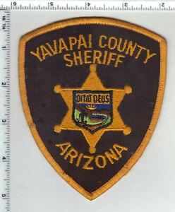 Yavapai County Sheriff (Arizona) 4th Issue Shoulder Patch