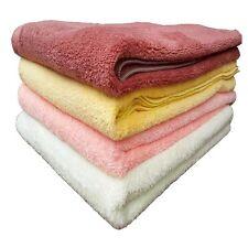 3 X Deluxe(40*40cm) Microfiber high Plush Towel From Korea, azagift