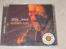 WIZZ JONES - HULDENBERG BLUES - NEW