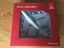 EMIRATES WILDLIFE #2 A380-800 DIECAST METAL Model A6-EER GEMINI JETS GJUAE1668