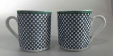 VILLEROY & BOCH SWITCH3 CASTELL SET OF 2 MUGS  - EXCELLENT!!