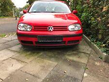 VW Golf IV 1,4 16V, 75ps 1998 Bj.