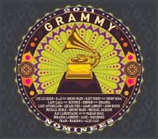 1 CENT CD VA 2011 Grammy Nominees lady gaga / adam lambert / paramore