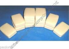WRAPPED PACK of 12 BUTTERMILK SOAP BARS 75g x12 - Plain Guest Soap Bars x12