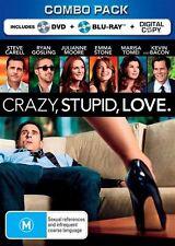 Crazy, Stupid, Love (Blu-ray, 2012, 2-Disc Set)