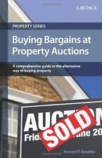 Buying Bargains at Property Auctions,Howard Gooddie- 9781906971106