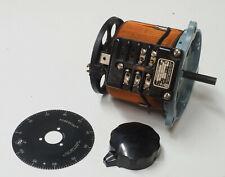 Powerstat 116u Superior Variac 75 Amps 120 Vac 5060 Hz1 Kva