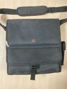 Sony Ps1 Ps2 Playstation Official Travel Bag Carrying Case Padded