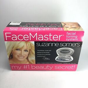 Suzanne Somers Facemaster Platinum Facial Toning System