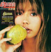 Saxon - Innocence is No Excuse - New Yellow/Green Vinyl LP - Pre Order - 10/8