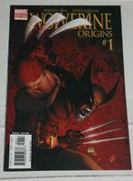 Wolverine Origins #1 Michael Turner Variant Marvel Comics 2006 NM+ 1st Print