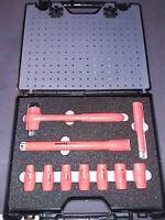 Knipex Kompaktkoffer 17-teilig Neuware VDE Elektrowerkzeug isolierten Werkzeug