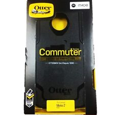 OtterBox Commuter Series Case Cover for Motorola Moto Z2 Play Black NEW