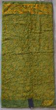 JOOP! Frottier - Handtuch in gelb - grün, 100% BW, 100 x 50 cm, NEU mit Etikett