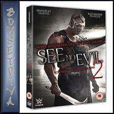 SEE NO EVIL 2 - Glenn Jacobs   **BRAND NEW DVD **