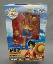 One Piece Portrait of Pirates POP Sailing Again Monkey D. Luffy Ver.2 Megahouse