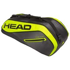 Head Tour Team Extreme Combi 6 pack tennis Black Yellow - Authorized Dealer