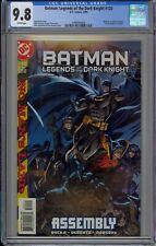 BATMAN: LEGENDS of the DARK KNIGHT #120 KEY 1st New BATGIRL CGC 9.8