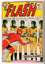 DC Comics GVG FLASH  #105 low GRADE JLA  batman  1st flash silver age 1959 3.0
