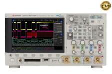 Agilent Keysight InfiniiVision MSOX3104T 1GHz Mixed Signal Oscilloscope
