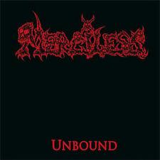 MERCILESS - Unbound  Digipak CD (Black Lodge, 2006)  *Cult Death/Thrash Metal