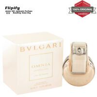 Omnia Crystalline L'eau De Parfum Perfume 1.3 oz / .84 oz / 2.2 oz EDP for WOMEN