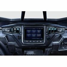 Dash Panel Kit with Switch Black Coated fits 2017+ Polaris RZR XP1000 Ride Com.