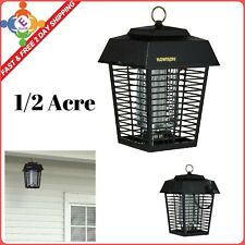 Electric Insect Killer Bug Zapper 1 Acre Mosquito Fly Bugs Outdoor Lamp Home