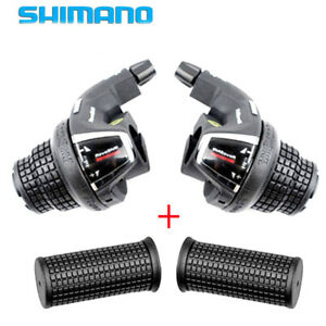 Shimano RevoShift SL-RS35 Twist Grip Shifter -3/7/21 Speed Black