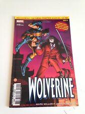JUIN8 ----- Panini Comics  SERVAL   WOLVERINE V1  N° 145 + méga poster 5/5